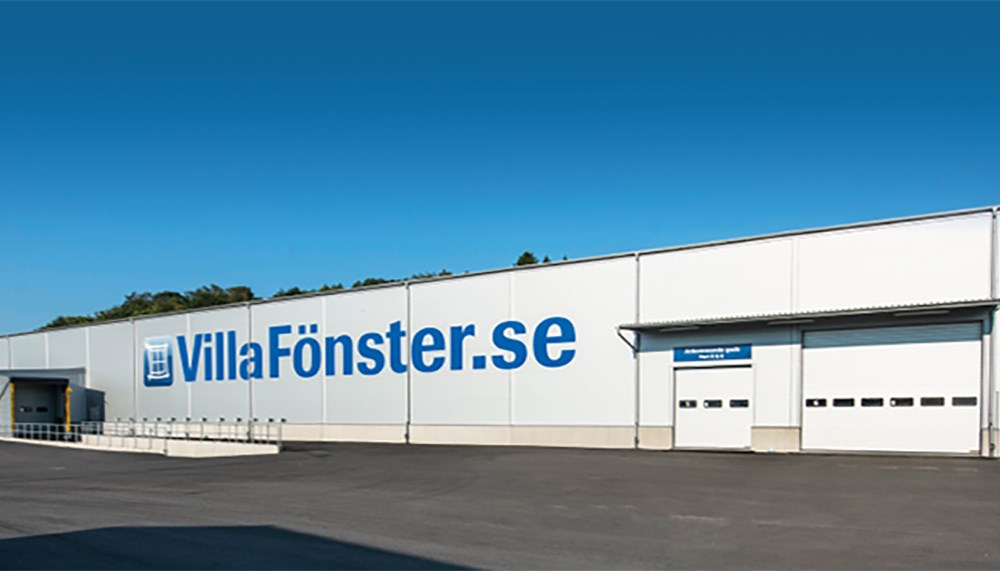 Fönsterlager Villafönster